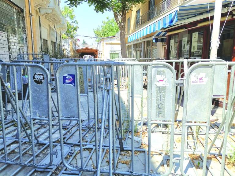 КПП на Кипре закрыты уже 439 дней