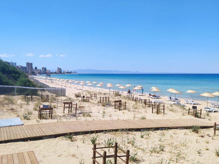В летний сезон состоится открытие двух пляжей в Вароше