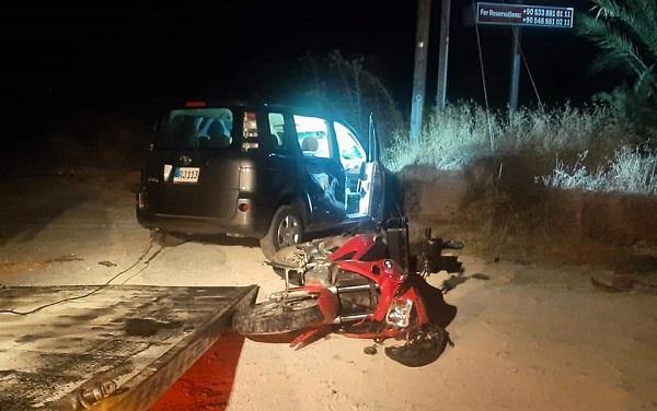 На главной дороге Татлысу-Кирения погиб мотоциклист